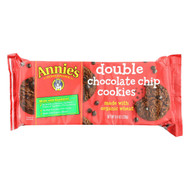 Annie's Homegrown Cookies Double Chocolate Chip - Case Of 10 - 8.4 Oz.