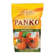 Roland Panko Bread Crumbs - Italian Style - Case Of 6 - 7 Oz.