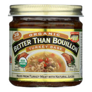 Organic Bouillon; Turkey Base