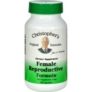 Dr. Christopher's Female Reproductive Formula - 460 Mg - 100 Vegetarian Capsules