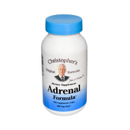 Dr. Christopher's Formulas Adrenal Formula - 400 Mg - 100 Caps - 0410811
