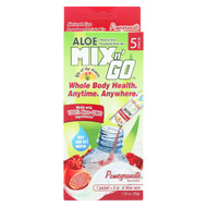 Lily Of The Desert Mix N'go Aloe - Pomegranate - Case Of 10