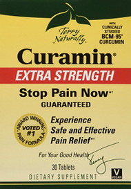 Curamin Extra Strength, 30 tablets