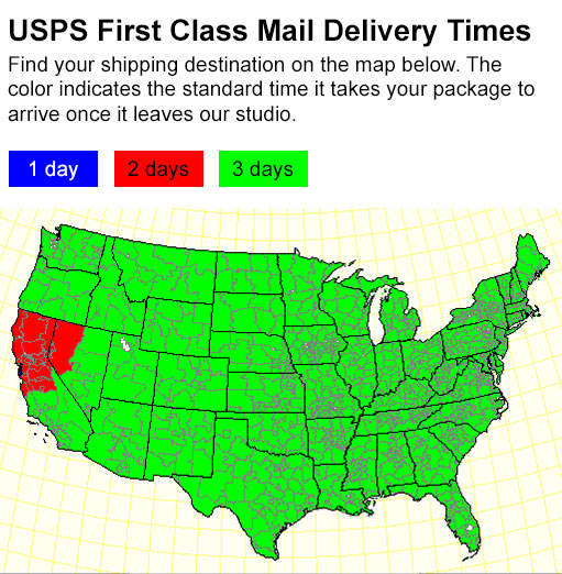 When using USPS, Overnight Priority Express mail guarantees overnight delivery in most areas, including PO boxes, for all seven days of the week. Priority Mail delivers packages in one to three business days, save for Sundays and holidays.