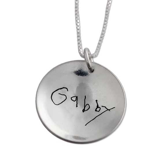 You Have Made a Difference Necklace