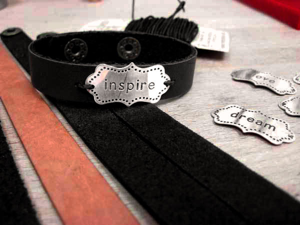 Bracelets in progress