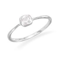 CZ Sparkle Ring
