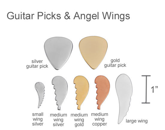 Angel wing memorial jewelry
