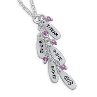 Awareness Event Necklace