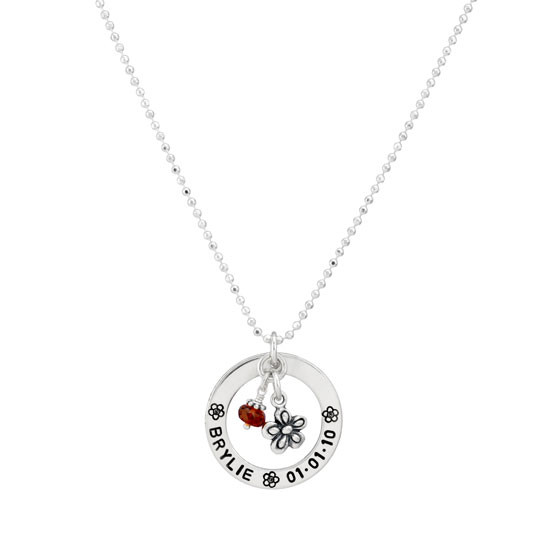Circle of Love Necklace