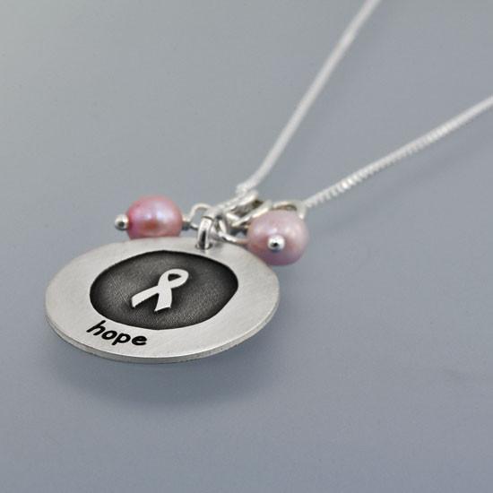 Breast Cancer Pendant