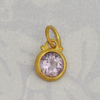 Gold & Semi-Precious Birthstone (ALL MONTHS)