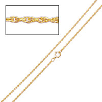 Gold-filled Dainty Cable Chain