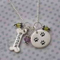 Happy Doggie Necklace