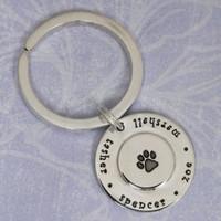 My Buddies Key Ring