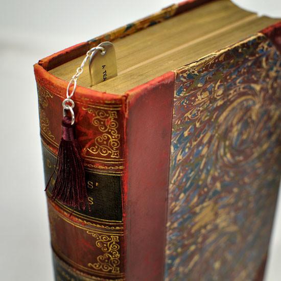 Custom bookmark