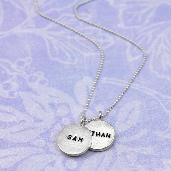 Thai Fine Silver Circles of Affection