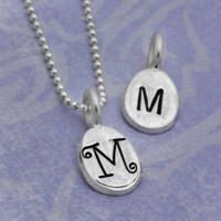 Thai Letters Necklace