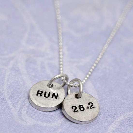 Thai Silver Run Necklace