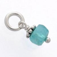 Tiny Sky Blue Apatite Stone (March)