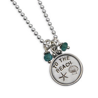 To The Beach Necklace