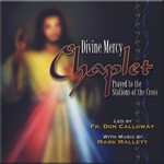 Divine Mercy Chaplet CD