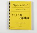 Algebra Teacher's Guide (y variable)