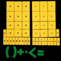 y Yes! Second Variable Algebra Tile Set