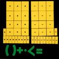 y Yes! Second Variable Algebra Tile Set