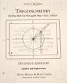 Trig Tray Student Workbook