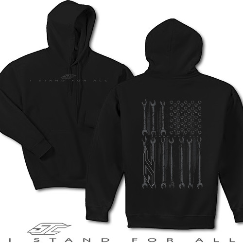 SJC I stand for all - Hoodie