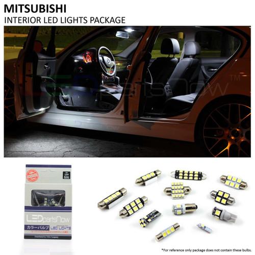 2013 2015 Mitsubishi Outlander Interior Led Lights Package