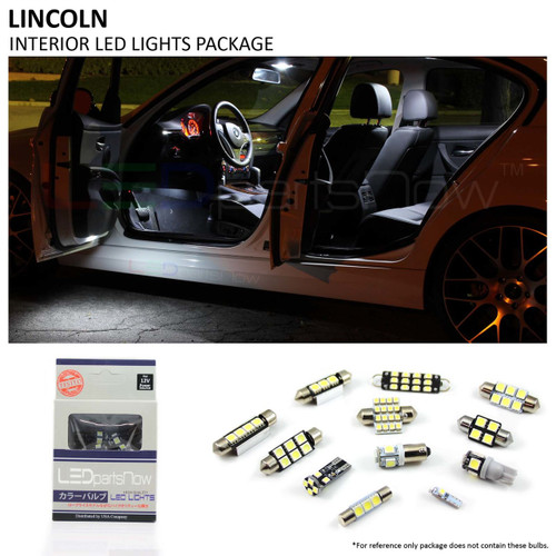 2008 2015 Lincoln Navigator Interior Led Lights Package