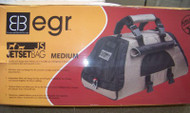 Jet Set Pet Carrier Airline Approved Dog Cat bag  MED
