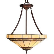 Hampton Bay Addison 2 Light Pendant