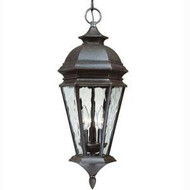Hampton Bay Georgetown Collection Hanging Outdoor Lantern