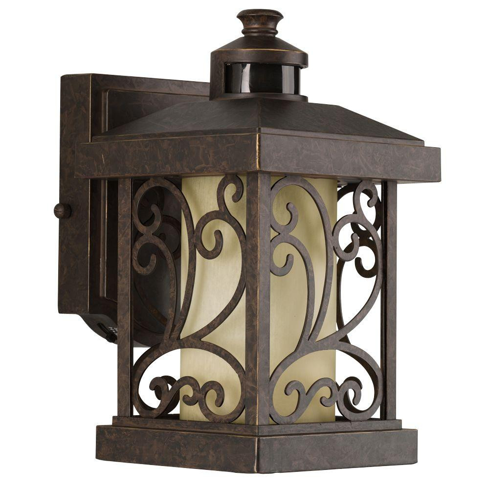 progress lighting cypress collection wall mount outdoor 1 light forged. Black Bedroom Furniture Sets. Home Design Ideas