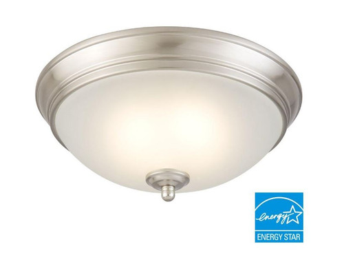 Progress Lighting Archie Collection 26 25 In 3 Light: Commercial Electric Brushed Nickel LED Energy Star