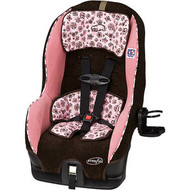 Evenflo - Tribute 5 Convertible Car Seat, Abby