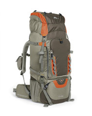 High Sierra Tech Titan 65 Internal Frame Pack Camping Hiking Auburn