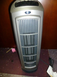 Lasko 755320 Ceramic Tower Heater with Digital Display USED