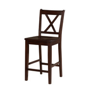 American Heritage Billiards Nico Brown Counter Height Dining Stools