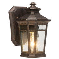 Home Decorators Waterton 1-Light Outdoor Wall Lantern 115951