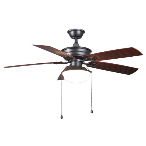 Home decorator marshlands led 52 in indoor outdoor natural iron ceiling fan