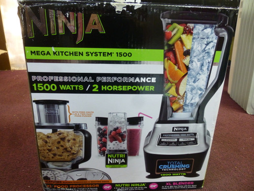 nutri ninja mega kitchen system with slicing/shredding bl773 - the