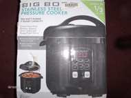 Big Boss 5 Quart Blackl Electric Pressure Cooker
