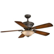 Hampton Bay Romanesque 52 in. Oil Rubbed Bronze Ceiling Fan