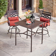 Middletown 3pc High Patio Dining Set