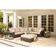 Mill Valley 4-Piece Patio Sectional Seating Set