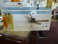 Wellston 44 in. Oil Rubbed Bronze Ceiling Fan